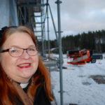Kyrka med högt i tak byggs i Söderkulla