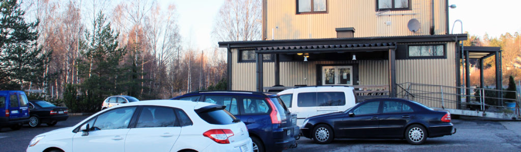 Merimieskirkko Turku