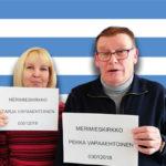 """Oulun merimieskirkon tehotiimi Tarja ja Pekka: """"Odotamme työvuoroja!"""""""